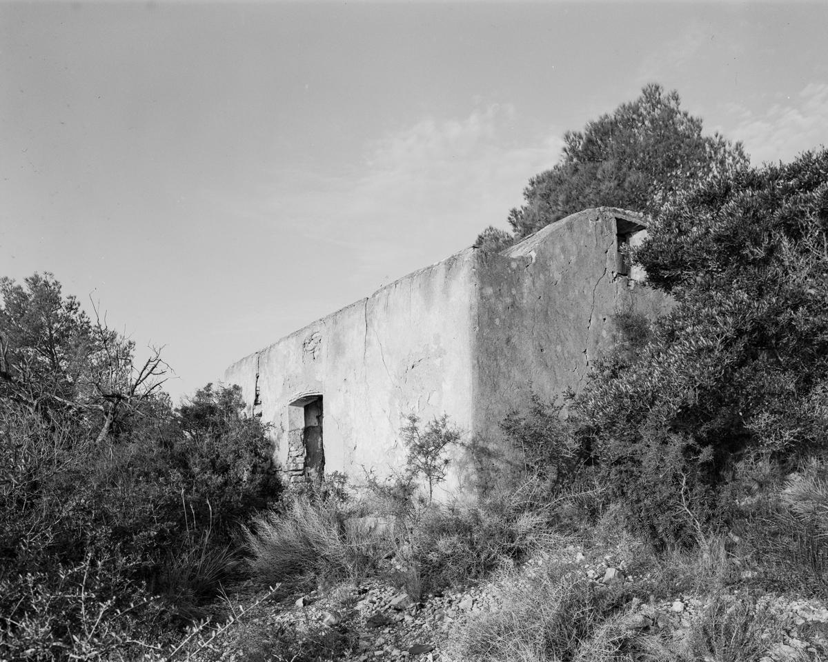 Irta. Caseta de volta de Dalt vora la Torra  - Les Casetes de Volta del Baix Maestrat, habitatges temporers - LLUIS IBAÑEZ MELIA, Geografies als Ports Maestrat