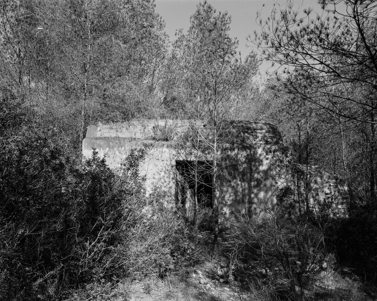Irta. Caseta de volta vora el Camí del Pou del Moro - Les Casetes de Volta del Baix Maestrat - LLUIS IBAÑEZ MELIA, Geografies als Ports Maestrat