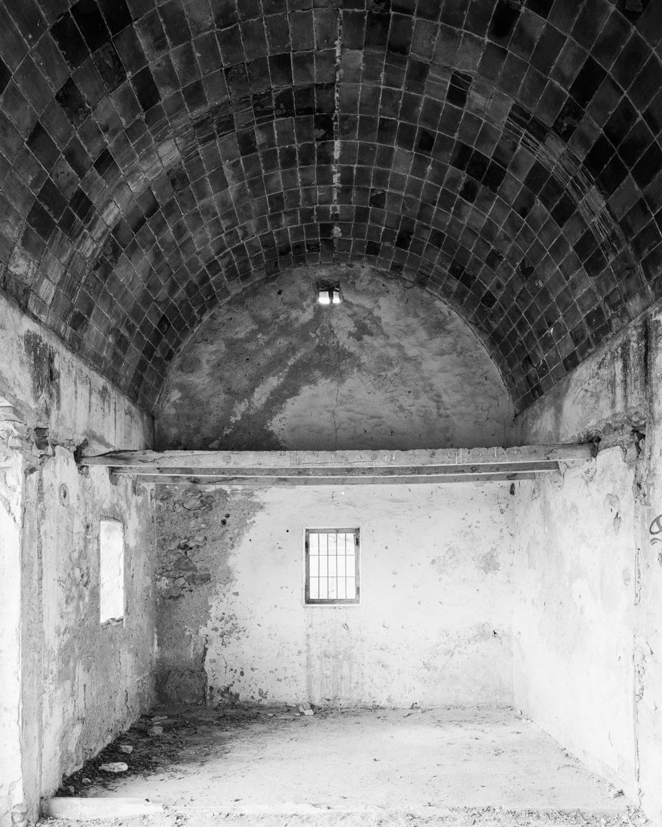 Benicarló. Caseta de volta nº 1 a Sant Gregori  - Les Casetes de Volta del Baix Maestrat - LLUIS IBAÑEZ MELIA, Geografies als Ports Maestrat
