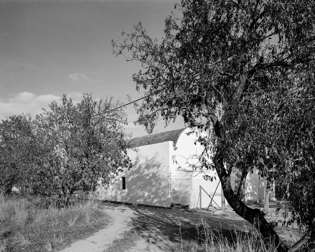 Benicarló. Caseta de volta nº 3 a Sant Gregori  - Les Casetes de Volta del Baix Maestrat - LLUIS IBAÑEZ MELIA, Geografies als Ports Maestrat