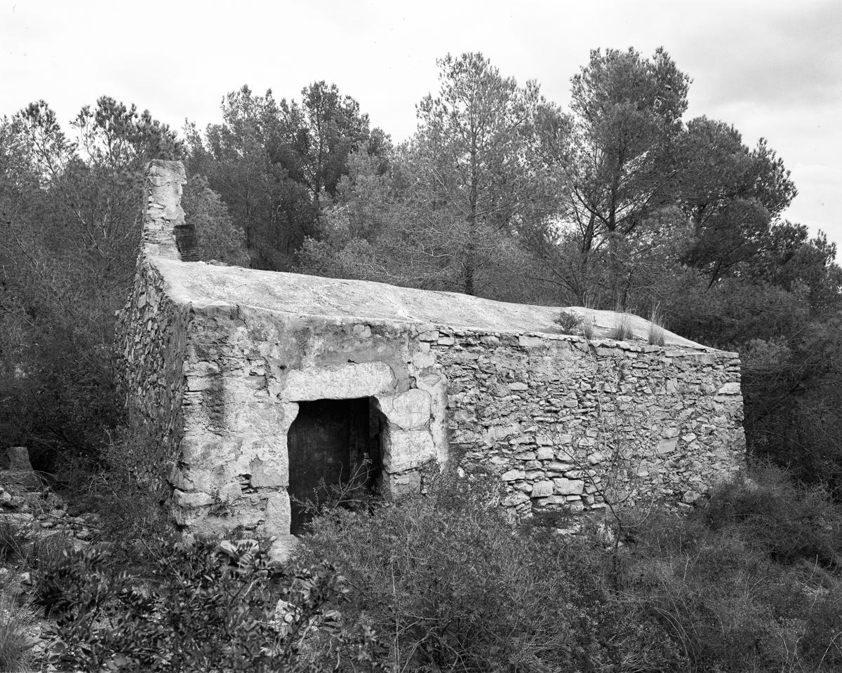 Irta. Caseta de volta nº 4 al Clot de Maig - Les Casetes de Volta del Baix Maestrat - LLUIS IBAÑEZ MELIA, Geografies als Ports Maestrat