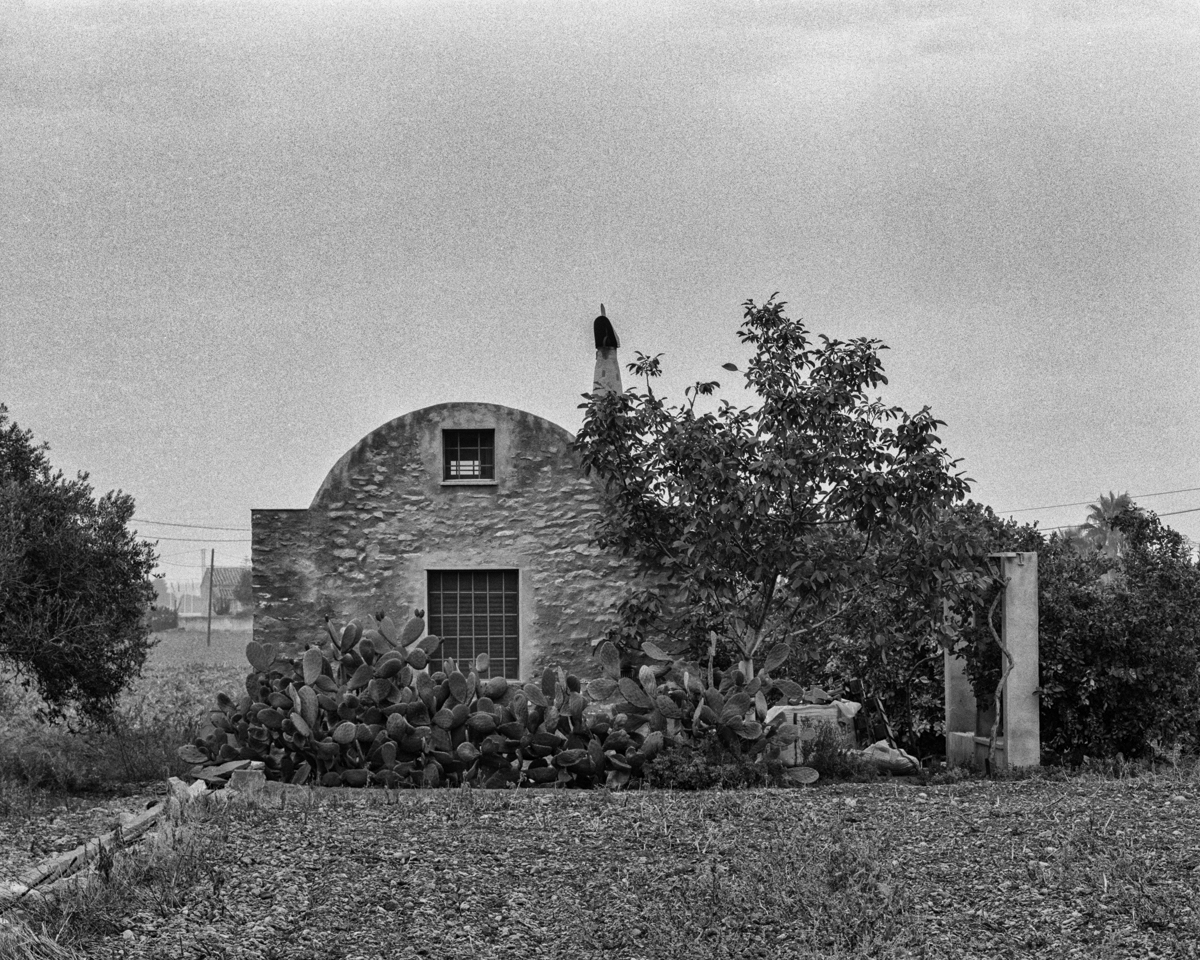 Benicarló. Caseta de volta a  Surrach - Les Casetes de Volta del Baix Maestrat - LLUIS IBAÑEZ MELIA, Geografies als Ports Maestrat