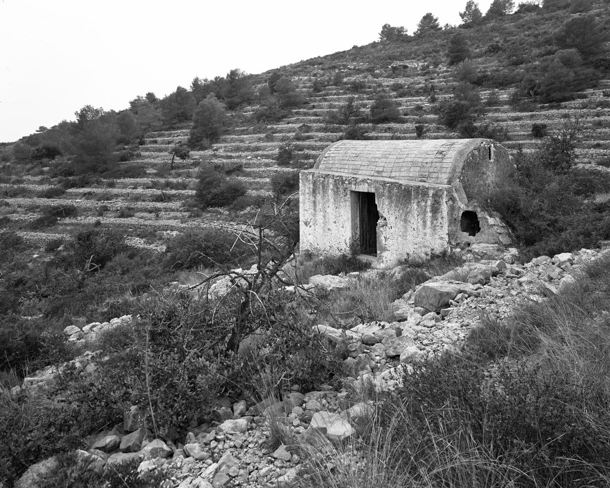 IIrta. Caseta de volta de Baix vora la Torra  - Les Casetes de Volta del Baix Maestrat - LLUIS IBAÑEZ MELIA, Geografies als Ports Maestrat