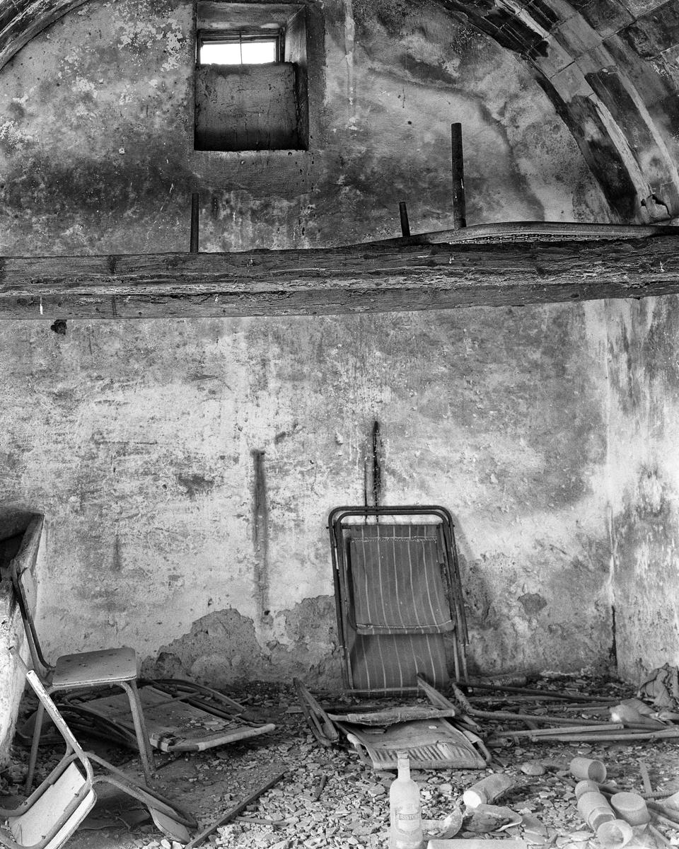 Irta. Caseta de volta vora la Font Nova - Les Casetes de Volta del Baix Maestrat, habitatges temporers - LLUIS IBAÑEZ MELIA, Geografies als Ports Maestrat