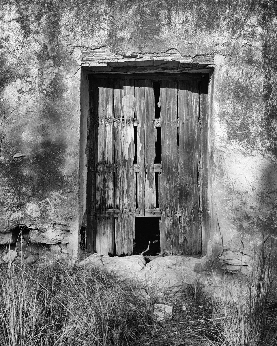 Irta. Caseta de volta vora el Barranc de la Torre Nova - Les Casetes de Volta del Baix Maestrat, habitatges temporers - LLUIS IBAÑEZ MELIA, Geografies als Ports Maestrat