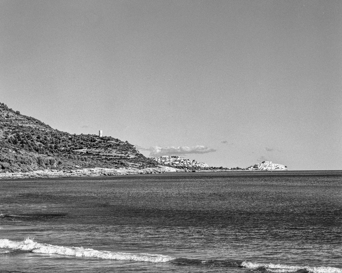 Irta. Desde el Corral de Batallón   - Les Casetes de Volta del Baix Maestrat - LLUIS IBAÑEZ MELIA, Geografies als Ports Maestrat
