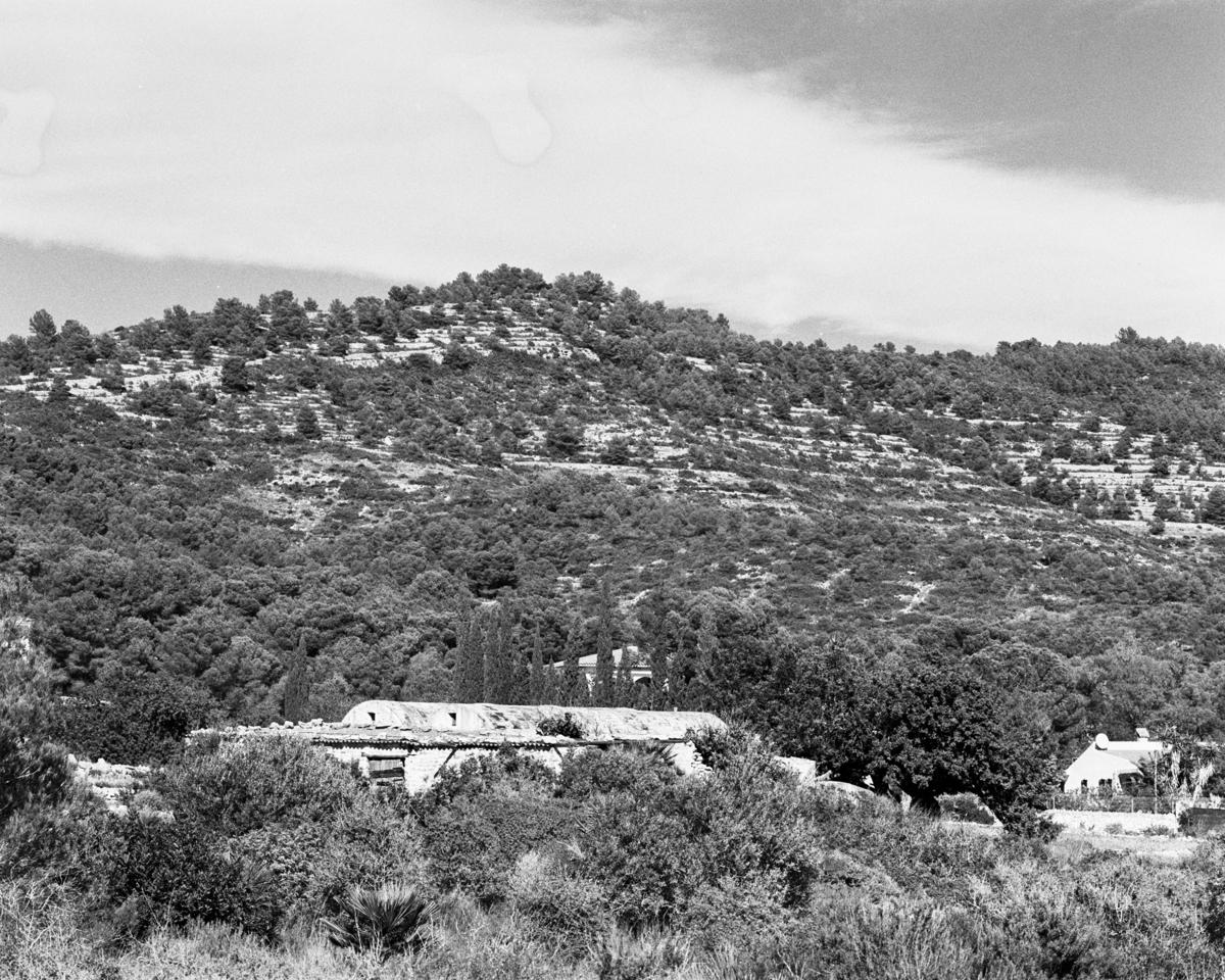 Irta. Corral de Batallón   - Les Casetes de Volta del Baix Maestrat - LLUIS IBAÑEZ MELIA, Geografies als Ports Maestrat