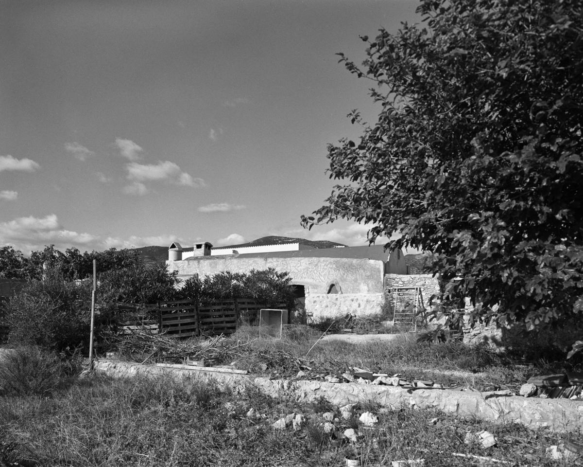 Irta. Caseta de volta als Pitxells - Les Casetes de Volta del Baix Maestrat - LLUIS IBAÑEZ MELIA, Geografies als Ports Maestrat