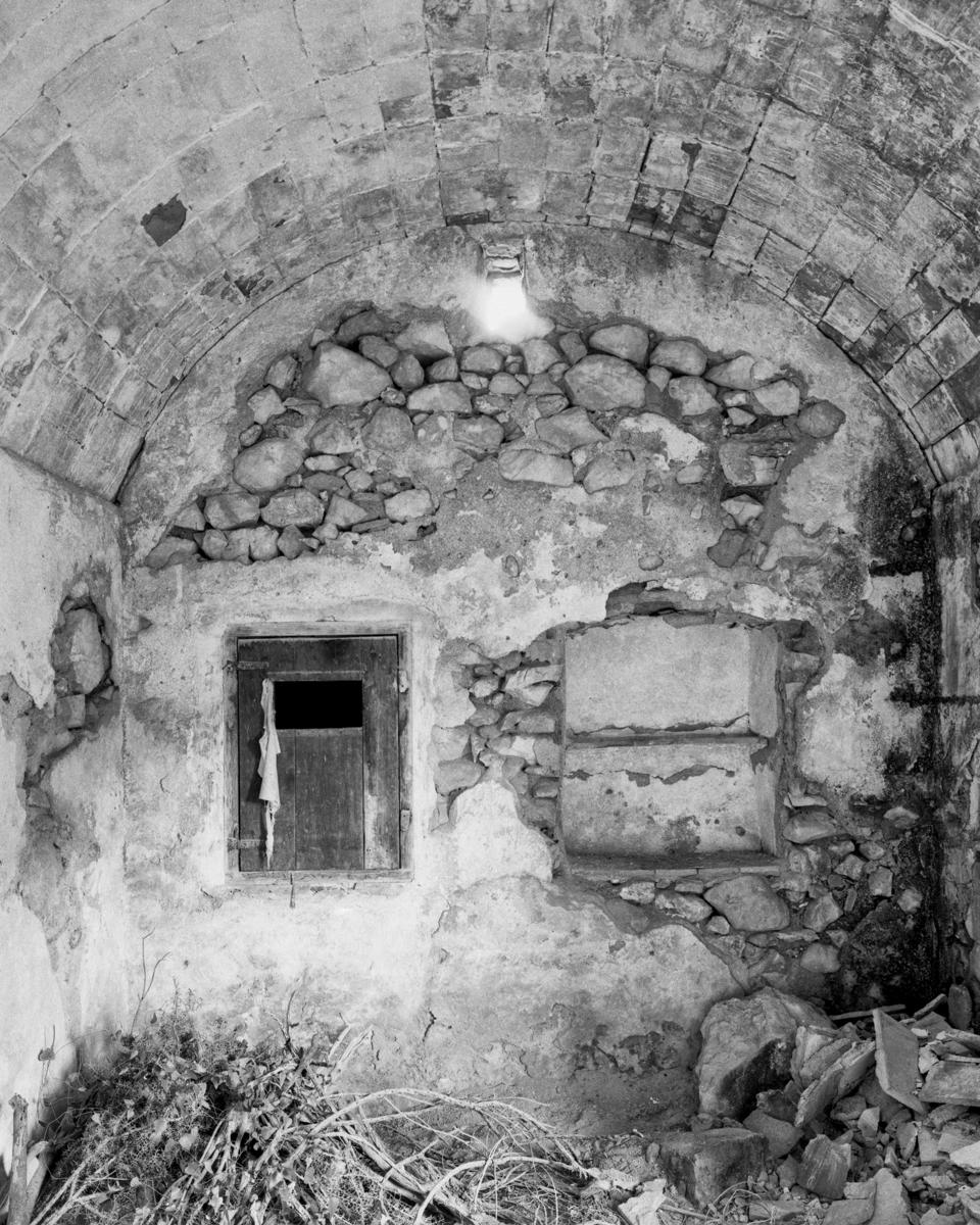Irta. Caseta de volta a la Mala entrà - Les Casetes de Volta del Baix Maestrat, habitatges temporers - LLUIS IBAÑEZ MELIA, Geografies als Ports Maestrat