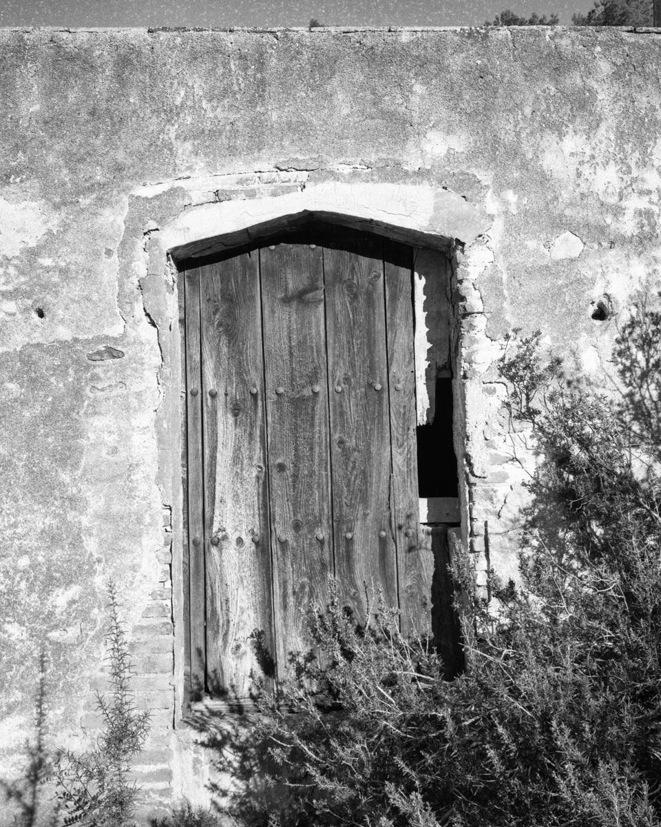 Irta. Caseta de volta vora Mas el Senyor - Les Casetes de Volta del Baix Maestrat - LLUIS IBAÑEZ MELIA, Geografies als Ports Maestrat