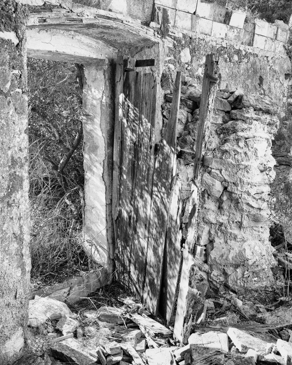 Irta. Caseta de volta vora el coll de la capitana - Les Casetes de Volta del Baix Maestrat - LLUIS IBAÑEZ MELIA, Geografies als Ports Maestrat