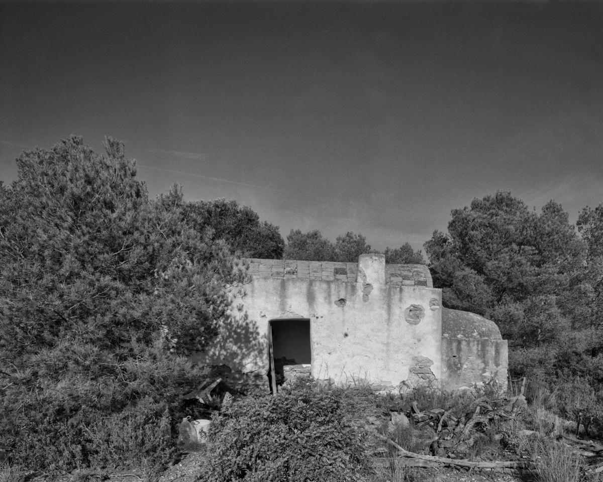 Irta. Caseta de Volta al Pla del Pebret - Les Casetes de Volta del Baix Maestrat, habitatges temporers - LLUIS IBAÑEZ MELIA, Geografies als Ports Maestrat