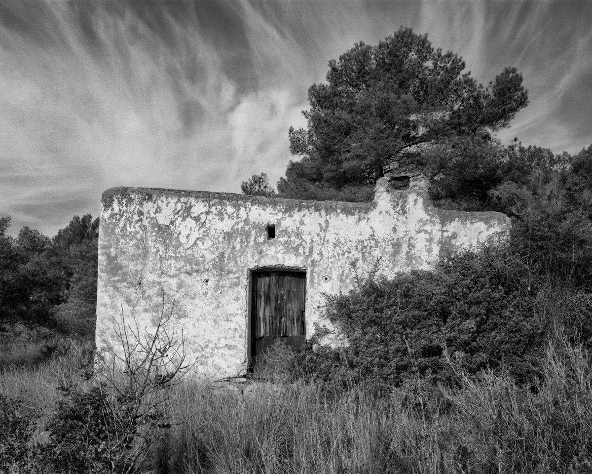 Caseta nº 2  vora el Mas del Senyor   - Habitatges temporals a Irta - LLUIS IBAÑEZ MELIA, Geografies als Ports Maestrat