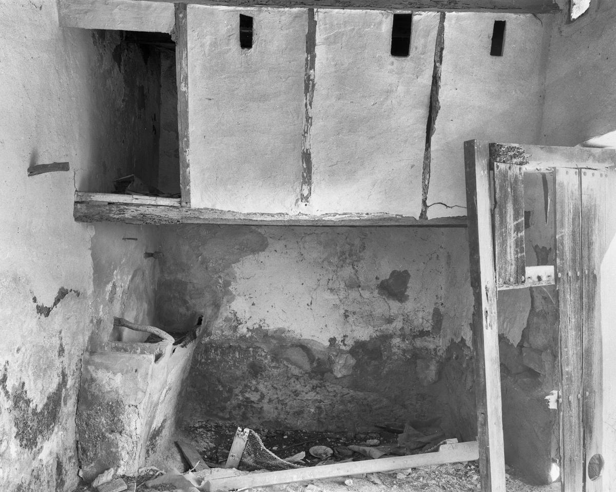 Caseta nº 2 vora la Font Nova  - Habitatges temporals a Irta - LLUIS IBAÑEZ MELIA, Geografies als Ports Maestrat