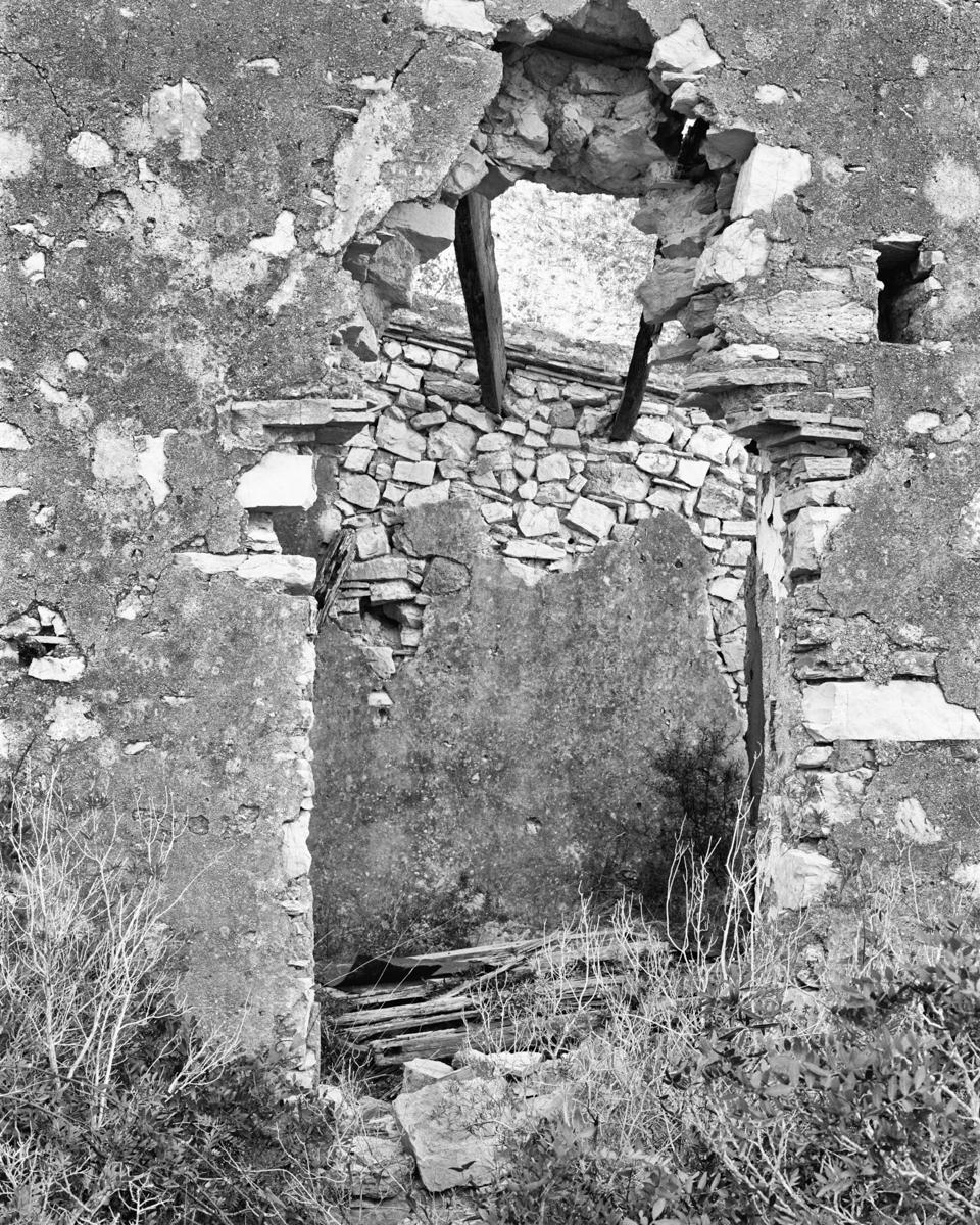 Caseta nº2 vora el Coll d'Enberri   - Habitatges temporals a Irta - LLUIS IBAÑEZ MELIA, Geografies als Ports Maestrat