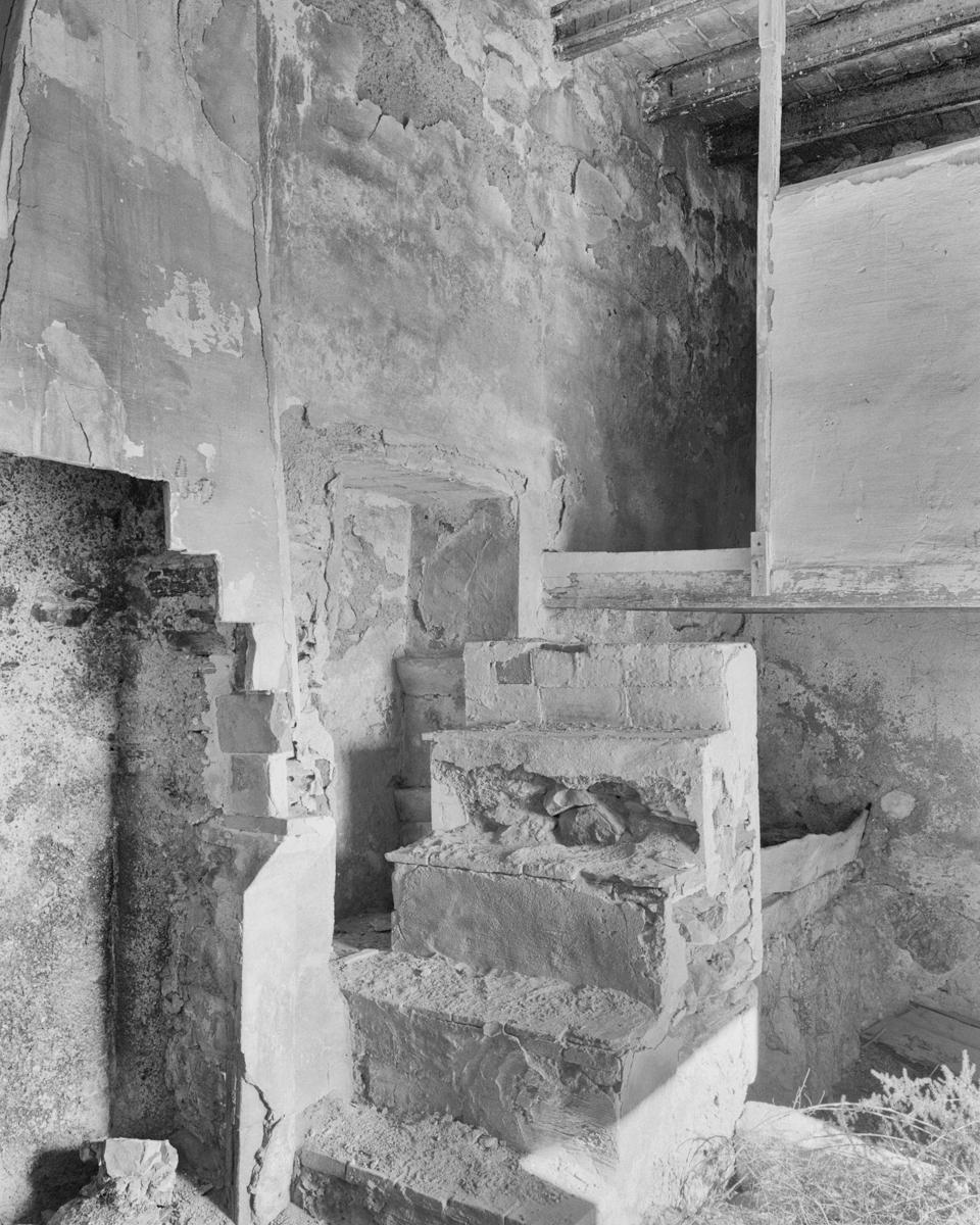 Caseta nº3 vora el Coll d'Enberri   - Habitatges temporals a Irta - LLUIS IBAÑEZ MELIA, Geografies als Ports Maestrat