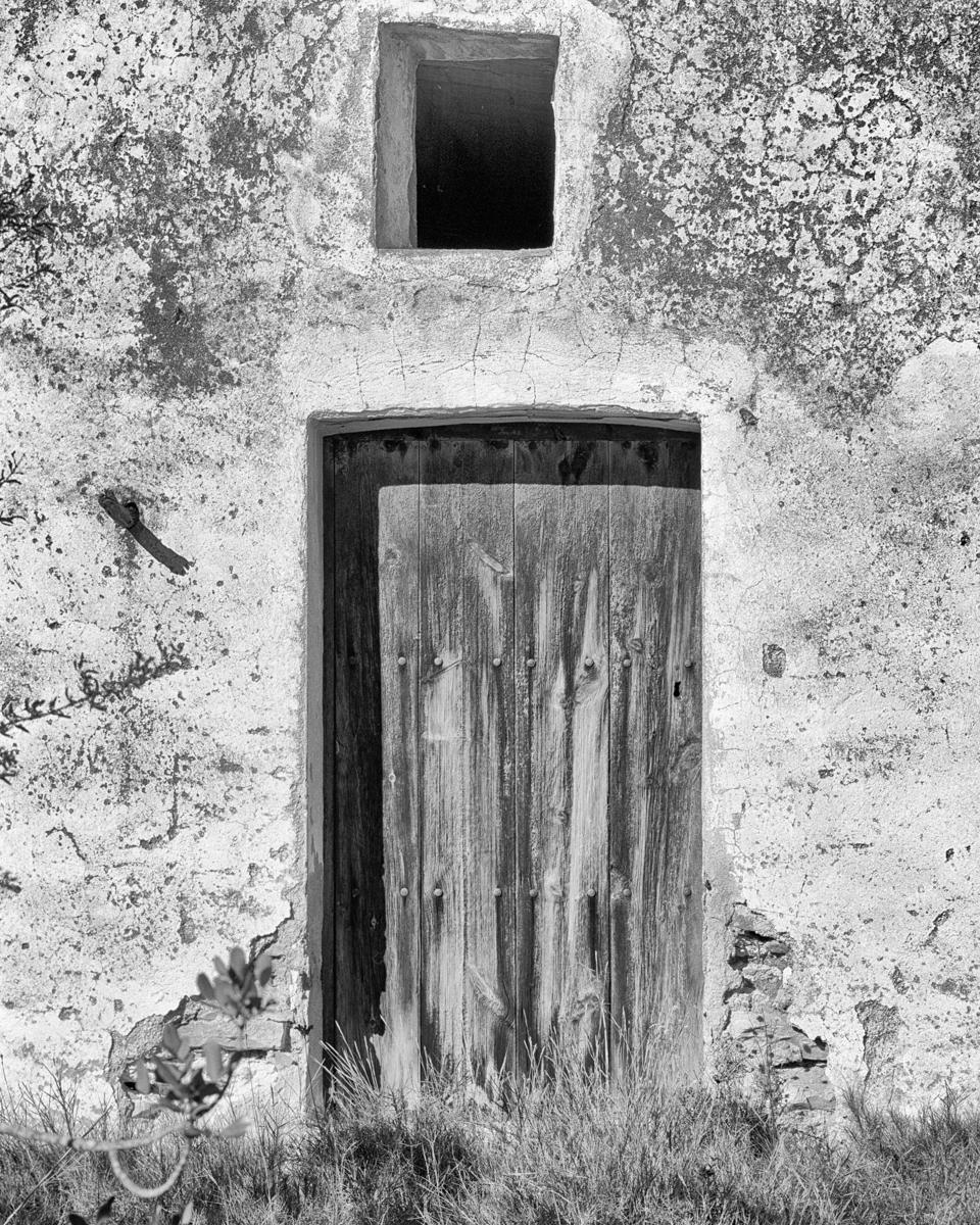 Caseta nº4 vora el Coll d'Enberri   - Habitatges temporals a Irta - LLUIS IBAÑEZ MELIA, Geografies als Ports Maestrat