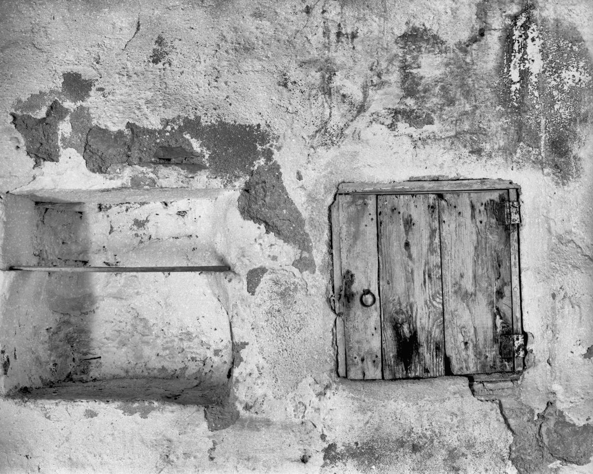 Caseta nº5 vora el Coll d'Enberri   - Habitatges temporals a Irta - LLUIS IBAÑEZ MELIA, Geografies als Ports Maestrat