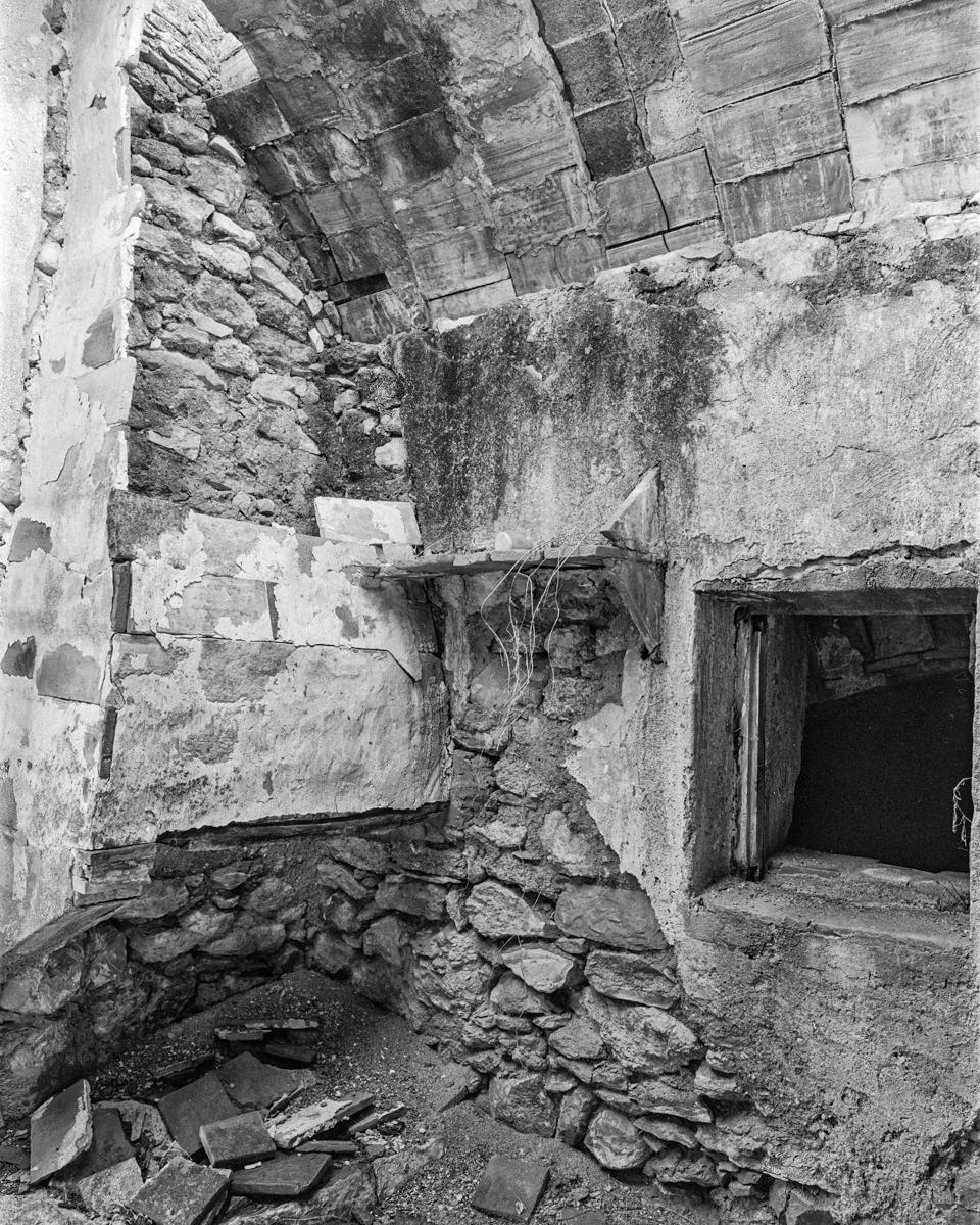 Irta. Caseta de volta nº 6 al Clot de Maig - Les Casetes de Volta del Baix Maestrat - LLUIS IBAÑEZ MELIA, Geografies als Ports Maestrat