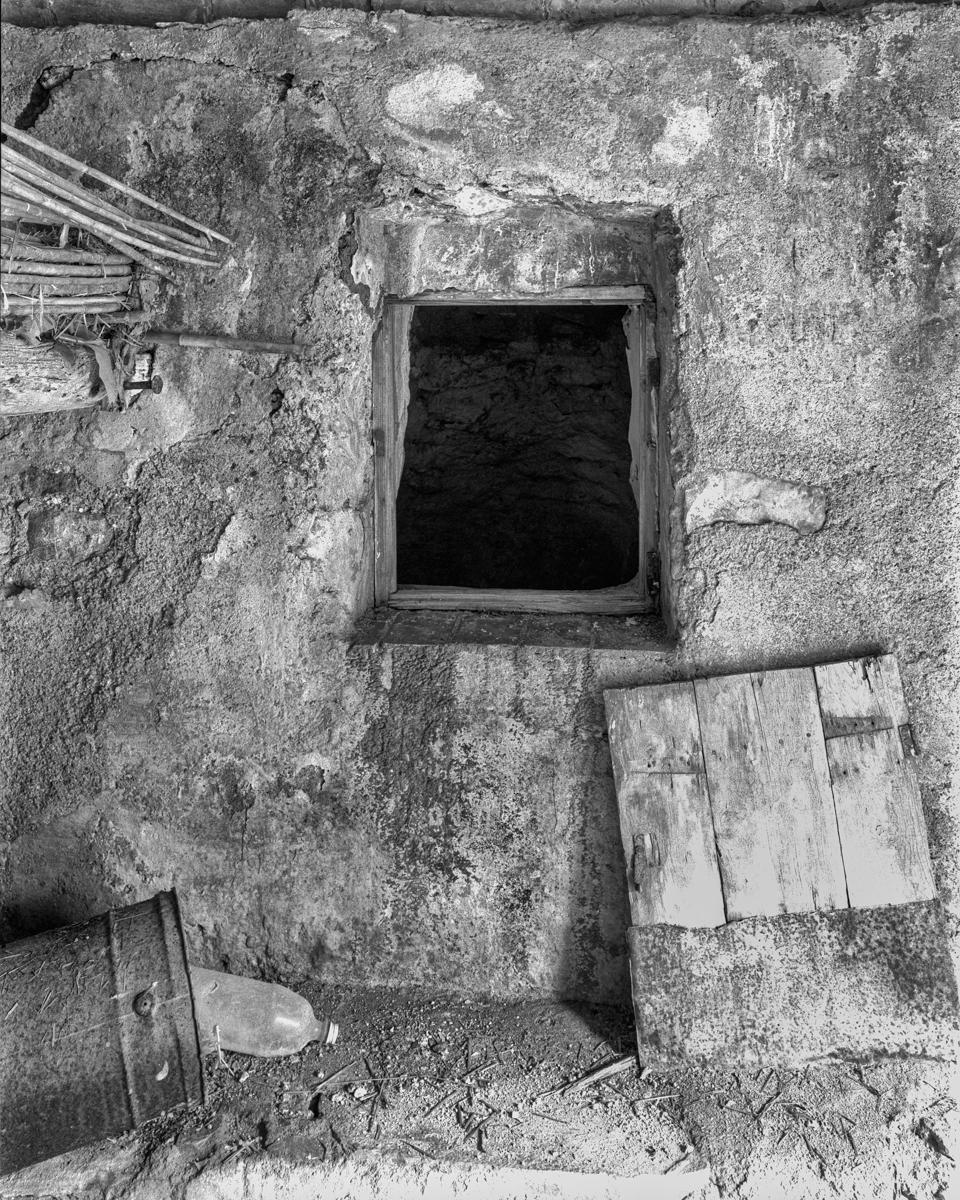 Irta. Caseta de volta nº 6 al Clot de Maig - Les Casetes de Volta del Baix Maestrat, habitatges temporers - LLUIS IBAÑEZ MELIA, Geografies als Ports Maestrat