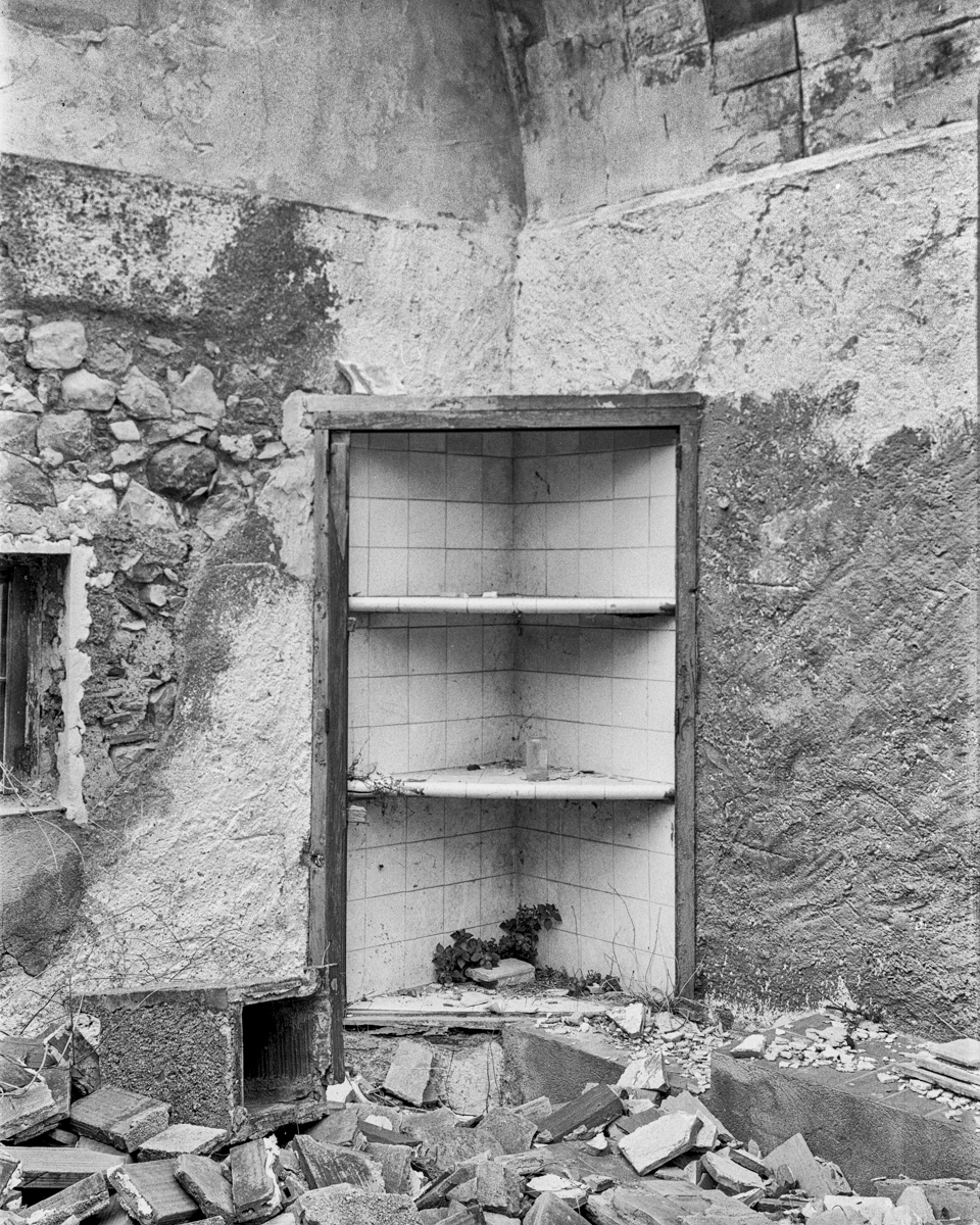 Peniscola. Caseta de Volta nº 03 Ctra Benicarló-Peniscola - Les Casetes de Volta del Baix Maestrat - LLUIS IBAÑEZ MELIA, Geografies als Ports Maestrat