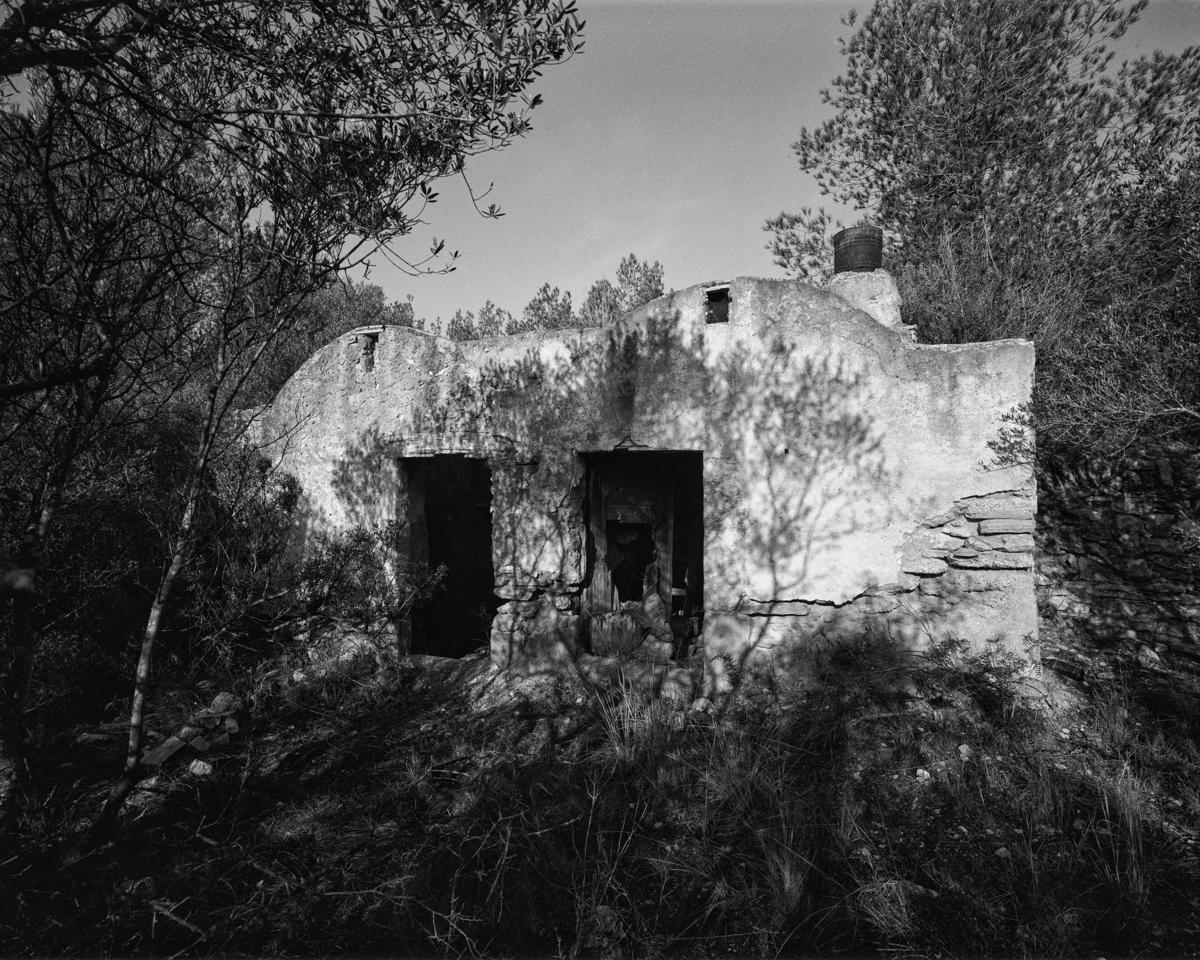 Irta. Caseta de volta nº 5 i 6 al Clot de Maig - Les Casetes de Volta del Baix Maestrat - LLUIS IBAÑEZ MELIA, Geografies als Ports Maestrat