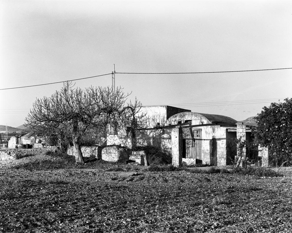 Peniscola. Caseta de Volta nº 2 al Cami dedels Abellers - Les Casetes de Volta del Baix Maestrat - LLUIS IBAÑEZ MELIA, Geografies als Ports Maestrat