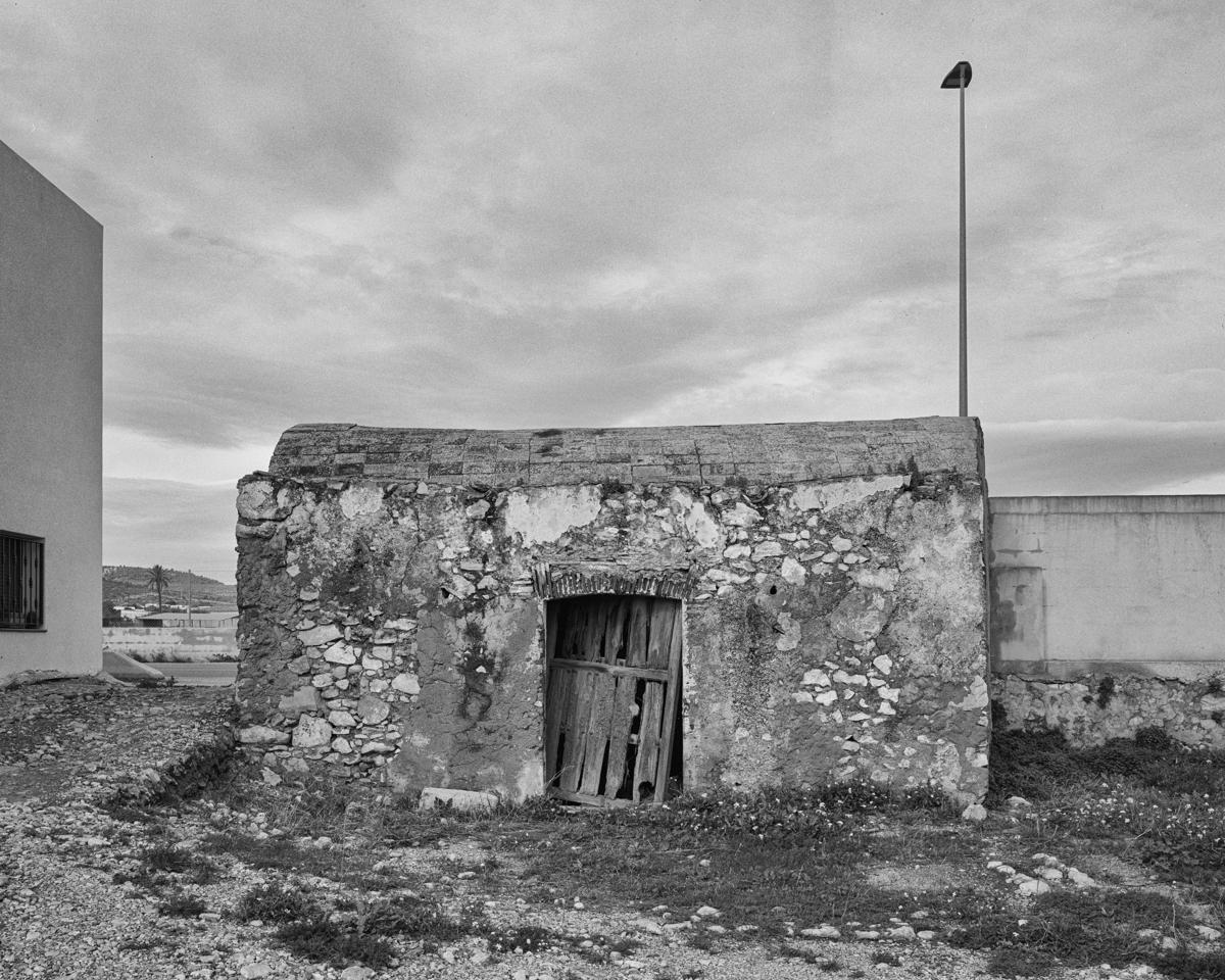Peniscola. Caseta de Volta nº 07 Ctra Benicarló-Peniscola - Les Casetes de Volta del Baix Maestrat, habitatges temporers - LLUIS IBAÑEZ MELIA, Geografies als Ports Maestrat