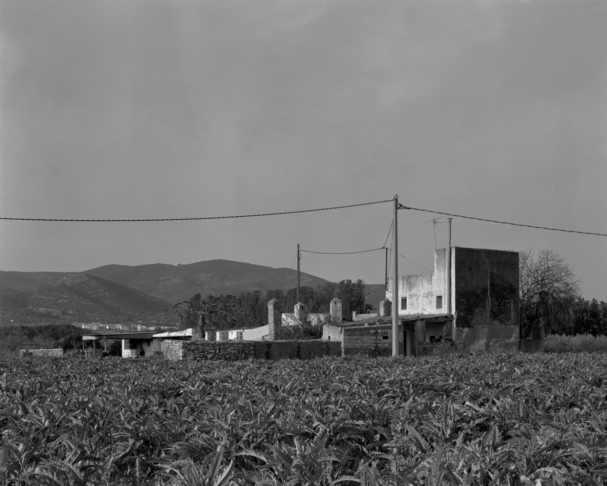 Peniscola. Caseta de Volta nº 00 Ctra Benicarló-Peniscola - Les Casetes de Volta del Baix Maestrat - LLUIS IBAÑEZ MELIA, Geografies als Ports Maestrat