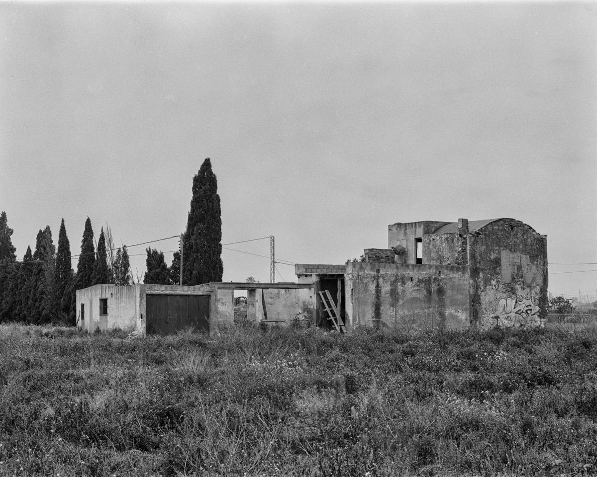 Benicarló. Caseta de volta a Aigualoliva - Les Casetes de Volta del Baix Maestrat - LLUIS IBAÑEZ MELIA, Geografies als Ports Maestrat