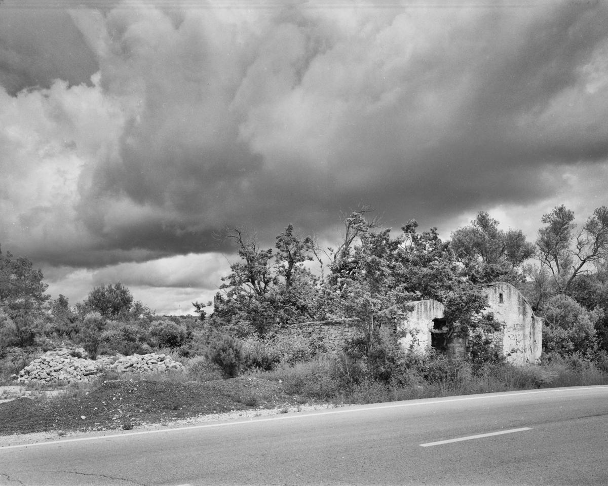 Les Coves. Caseta dels Murs - Les Casetes de Volta del Baix Maestrat - LLUIS IBAÑEZ MELIA, Geografies als Ports Maestrat