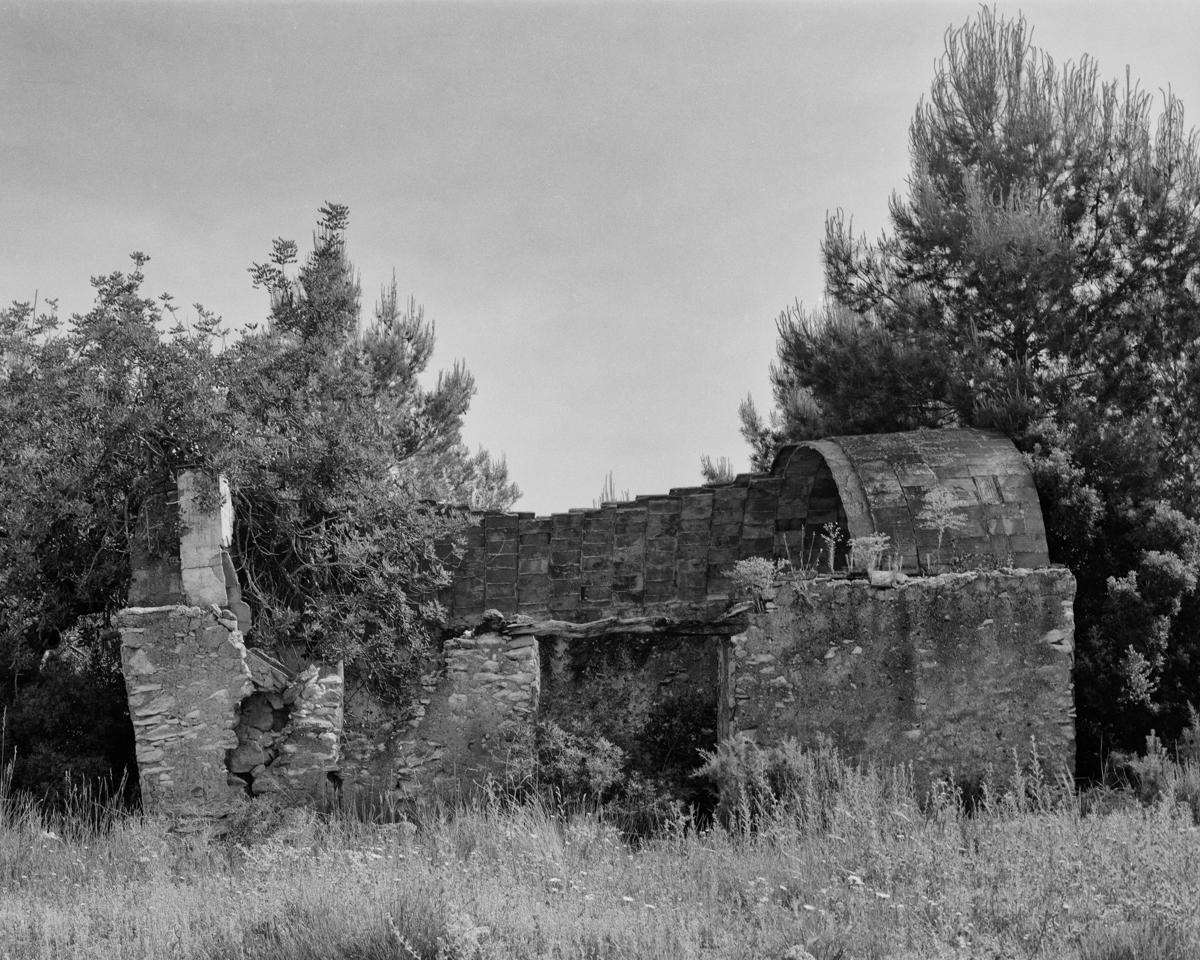 Les Coves. Caseta de Volta dell Maldo - Les Casetes de Volta del Baix Maestrat - LLUIS IBAÑEZ MELIA, Geografies als Ports Maestrat