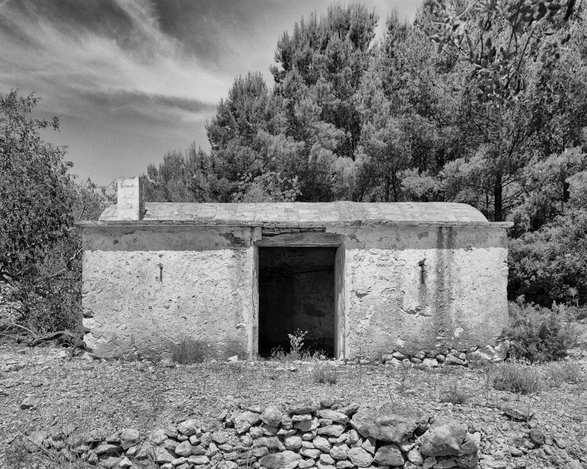 Les Coves. Caseta de Volta al camí de Torreblanca - Les Casetes de Volta del Baix Maestrat - LLUIS IBAÑEZ MELIA, Geografies als Ports Maestrat