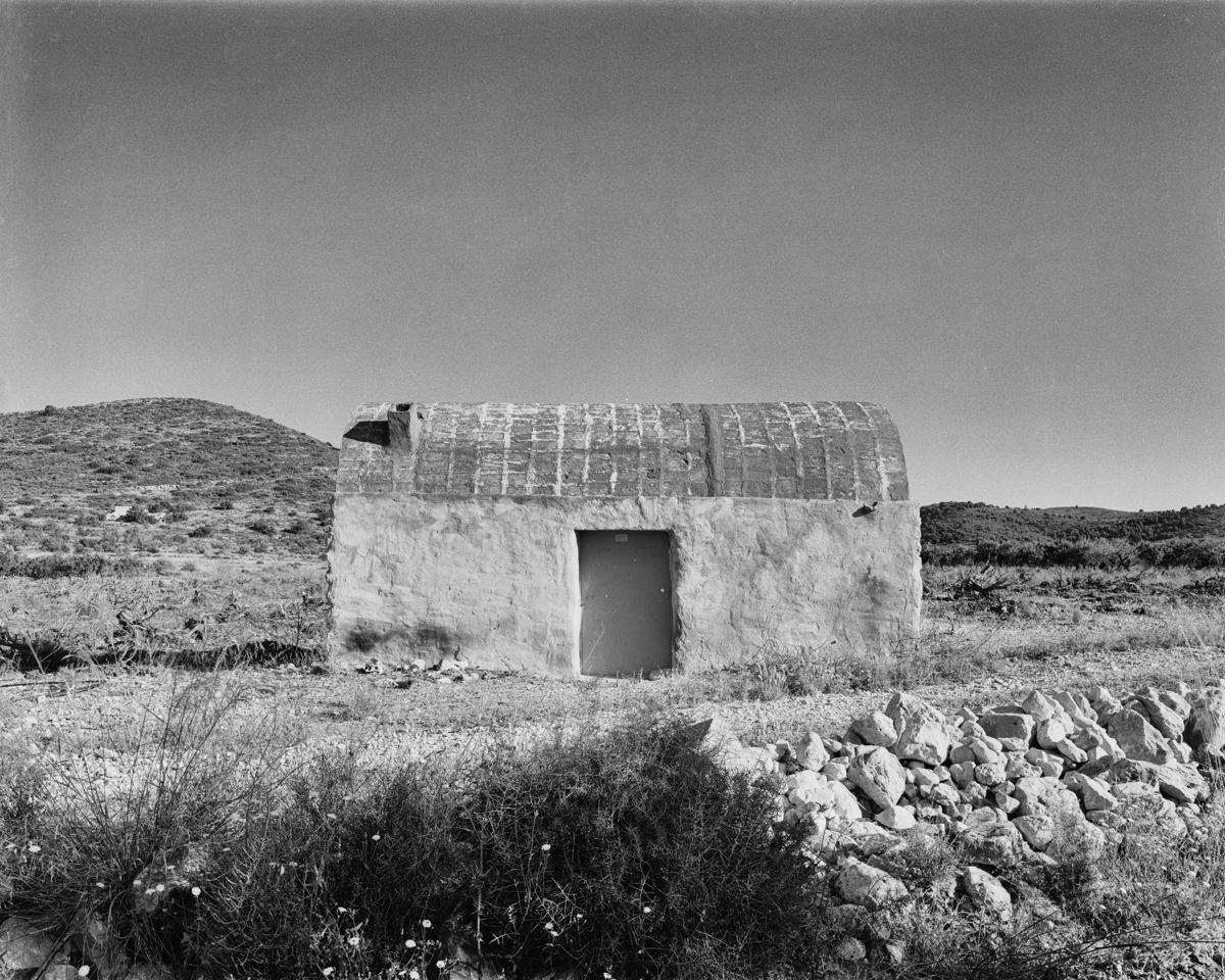 Cabanes. Caseta de volta de l'aljupet 2 - Les Casetes de Volta del Baix Maestrat - LLUIS IBAÑEZ MELIA, Geografies als Ports Maestrat