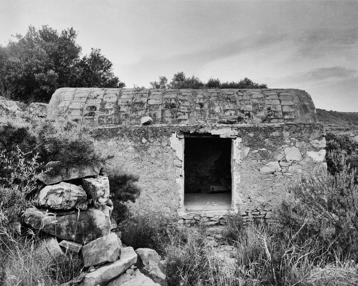 Cabanes. Caseta de Volta de l'Aljupet nº3 - Les Casetes de Volta del Baix Maestrat - LLUIS IBAÑEZ MELIA, Geografies als Ports Maestrat