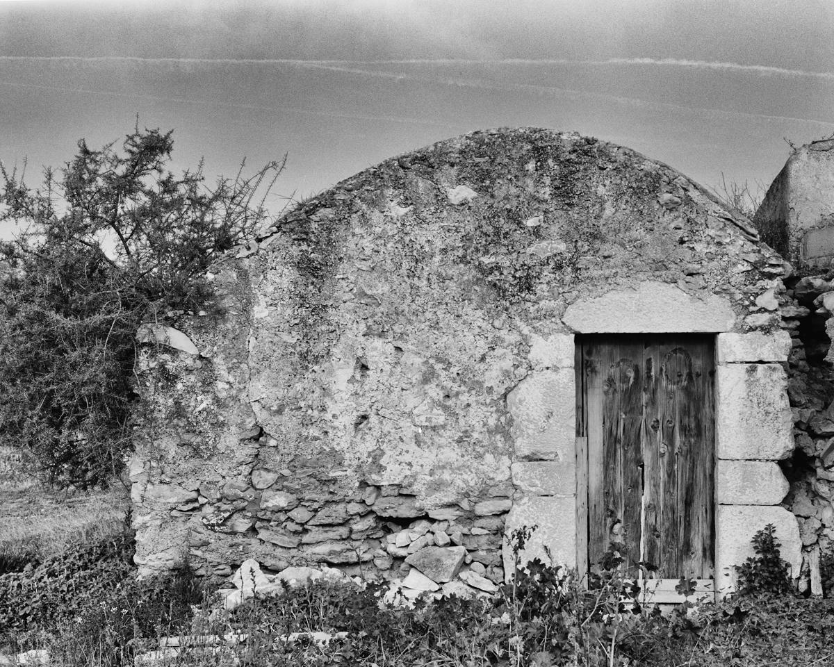 Benicarló. Caseta de volta del corral d'Emo - Les Casetes de Volta del Baix Maestrat - LLUIS IBAÑEZ MELIA, Geografies als Ports Maestrat