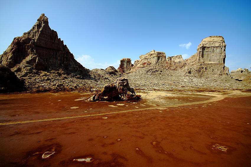 Desierto del Danakil - desierto del danakil