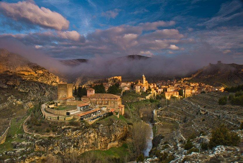 Panorámica de Albarracín  - Sierra de Albarracín - Luis Antonio Gil  Pellín , Fotografia de naturaleza