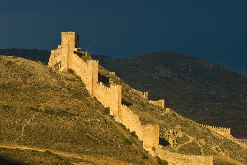 Murallas - Sierra de Albarracín - Luis Antonio Gil  Pellín , Fotografia de naturaleza