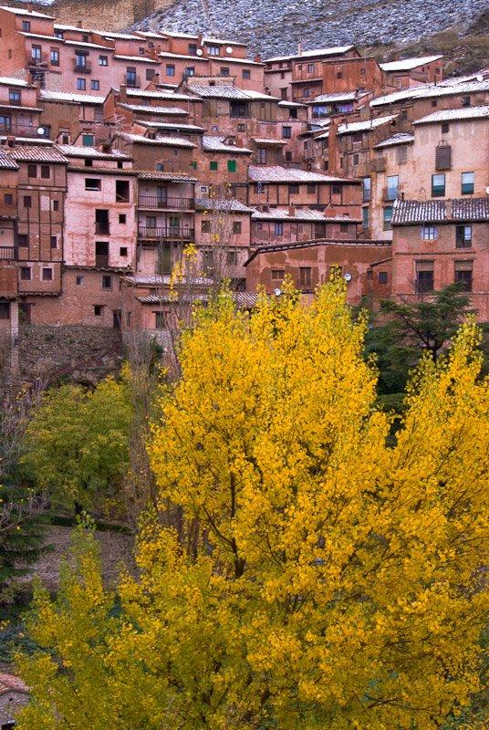 Las casas de Albarracín  - Sierra de Albarracín - Luis Antonio Gil  Pellín , Fotografia de naturaleza