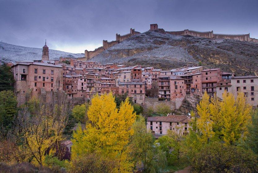 Albarracín en otoño - Sierra de Albarracín - Luis Antonio Gil  Pellín , Fotografia de naturaleza