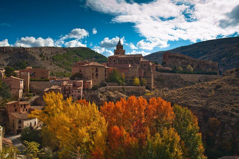 Choperas de Albarracín - Sierra de Albarracín - Luis Antonio Gil  Pellín , Fotografia de naturaleza