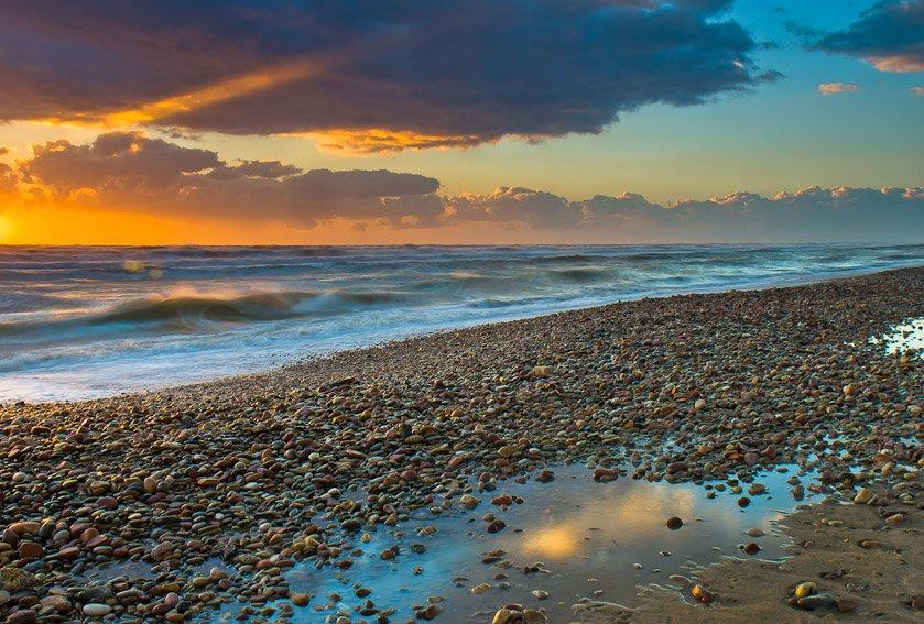 La orilla - Buscando la luz - Luis Antonio Gil  Pellín , Fotografia de naturaleza