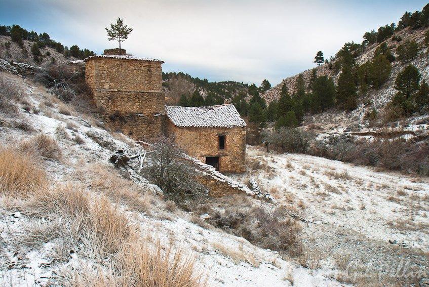 El viejo molino - Sierra de Albarracín - Luis Antonio Gil  Pellín , Fotografia de naturaleza