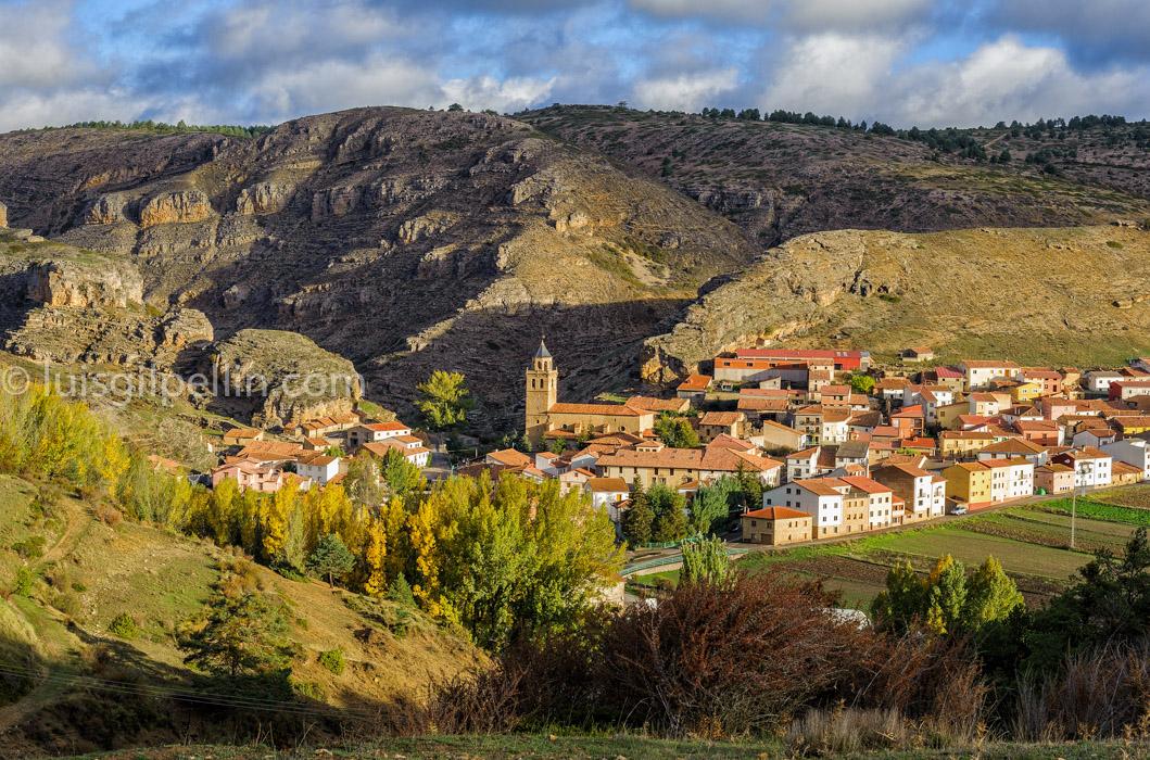Villar del  Cobo - Sierra de Albarracín - Luis Antonio Gil  Pellín , Fotografia de naturaleza