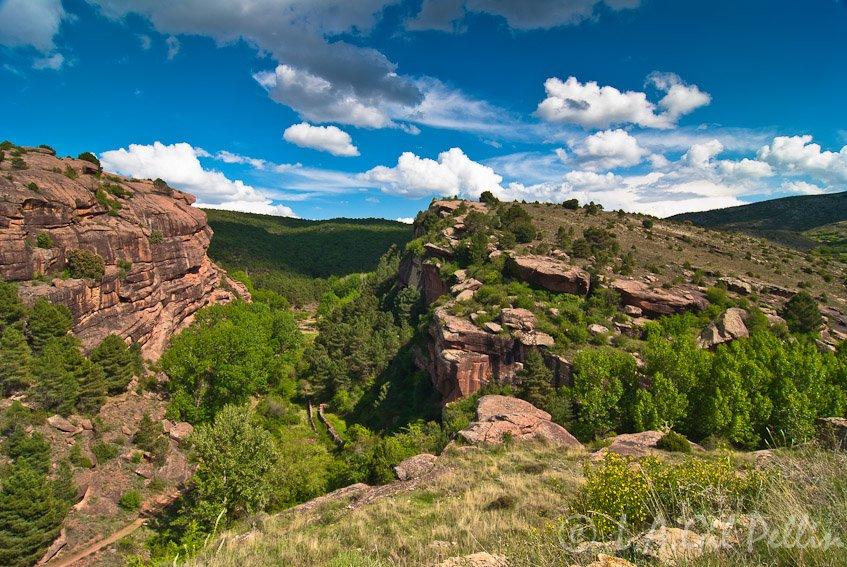 Barranco del Cabrerizo - Sierra de Albarracín - Luis Antonio Gil  Pellín , Fotografia de naturaleza