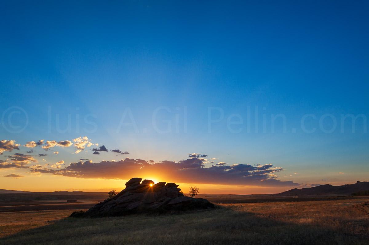 Atardecer en Rodenas - Sierra de Albarracín - Luis Antonio Gil  Pellín , Fotografia de naturaleza
