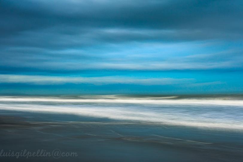 Sueños de mar - Buscando la luz - Luis Antonio Gil  Pellín , Fotografia de naturaleza