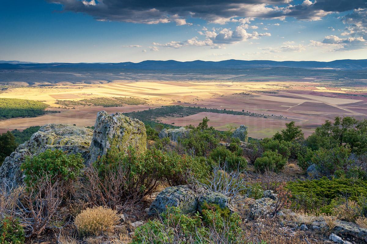 Desde el puntal de San Gines - Sierra de Albarracín - Luis Antonio Gil  Pellín , Fotografia de naturaleza