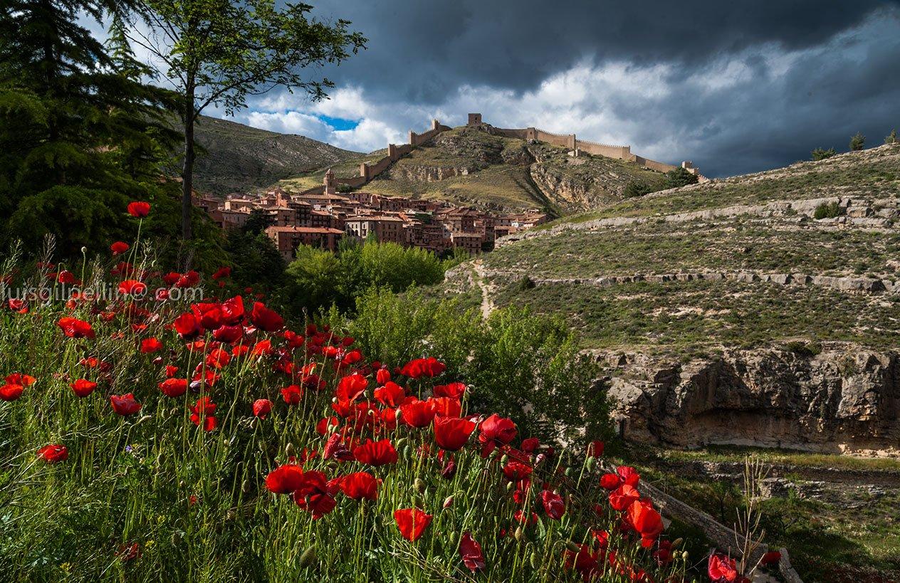 Primavera en Albarracín - Sierra de Albarracín - Luis Antonio Gil  Pellín , Fotografia de naturaleza